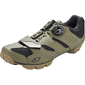 Giro Cylinder II Shoes Men, olive/gum